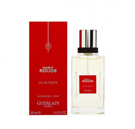 Guerlain Habit Rouge Eau De Toilette 100 ml spray